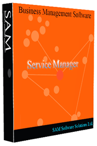 Sam Software service manager