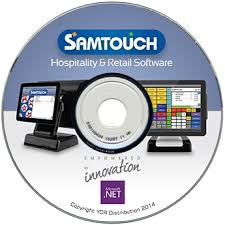 SAM Touch Epos Software